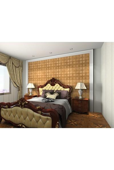 Bellagente Leatherwall Kendinden Yapışkanlı Yastık Panel Duvar Paneli 60x60 cm 8,5 mm