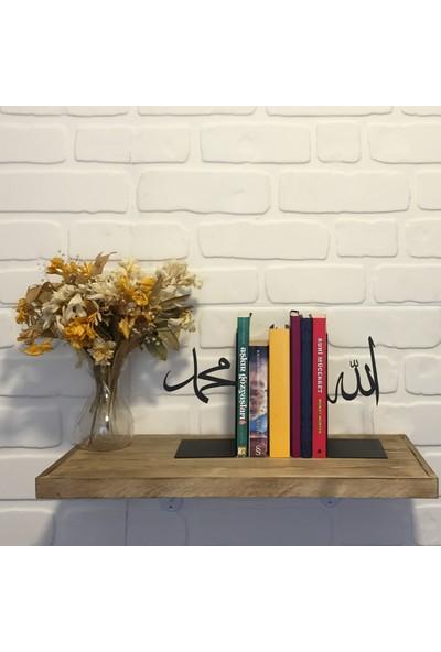 Ohuga Metal Kitap Tutucu ''Allah Ve Muhammed''