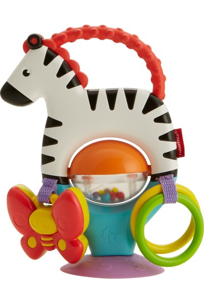 Fisher-Price Sevimli Zebra Mama Koltuğu Oyuncağı
