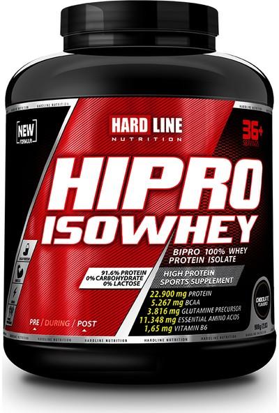 Hardline Nutrition Hipro Çikolatalı 908 Gr