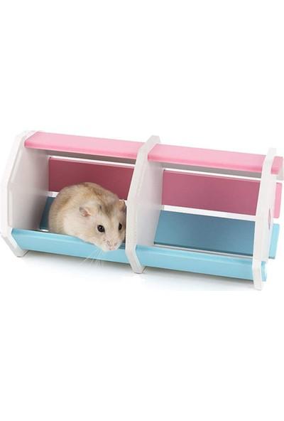 Carno Hamster Yuvası Ahşap 18,5 x 10 x 9Cm