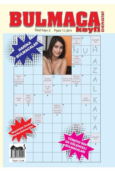 Bulmaca Keyfi Dergisi Özel Sayı:2