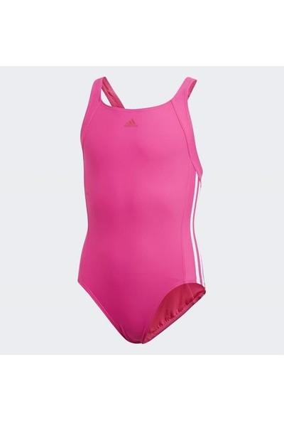 Adidas Cv3645 İnf Ec3S 1Pc Kiz Çocuk Yüzücü Mayosu
