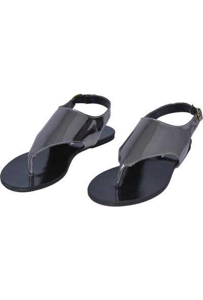 David Jones Kadın Parmak Arası Sandalet Bronz