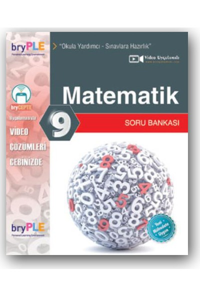 Birey PLE 9 .Sınıf Matematik Soru Bankası