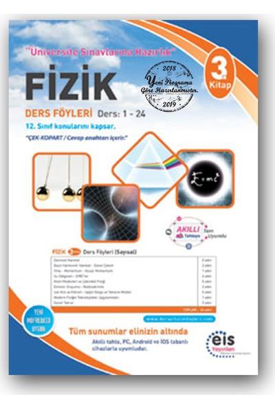 Eis Yks Fizik Ders Föyleri 3. Kitap 1-24