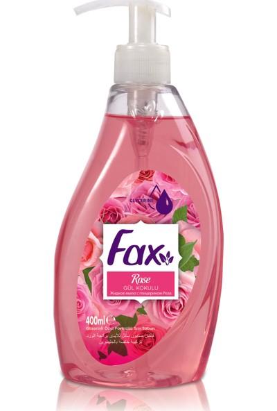 Fax Sıvı Sabun Gül 400 ml