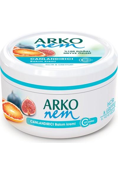 Arko Nem İncir- Greyfurt Meyveli Bakım Kremi 300ml
