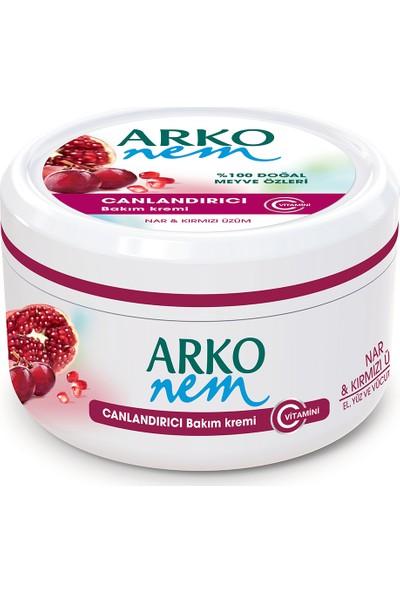 Arko Nem Nar & Üzüm Meyveli Bakım Kremi 300ml