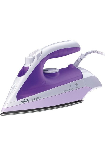 Braun Texstyle 3 Ts320C Steam İron Ütü 1700W
