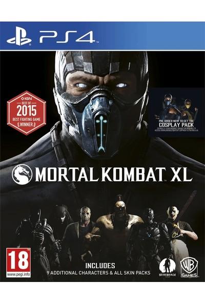 Mortal Kombat XL PS4 Oyun