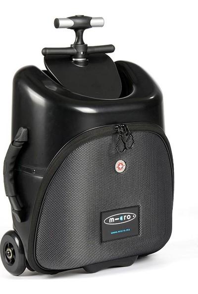 Micro Scooter Lazy Luggage Siyah Çocuk Taşıyıcı ML0011