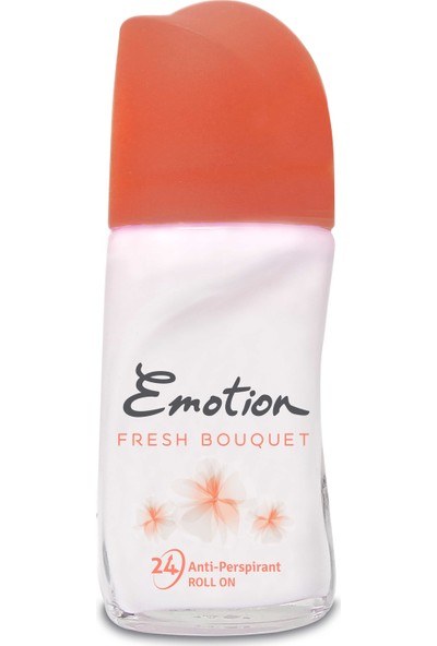 Emotion Fresh Bouquet Kadın Roll On 50ml