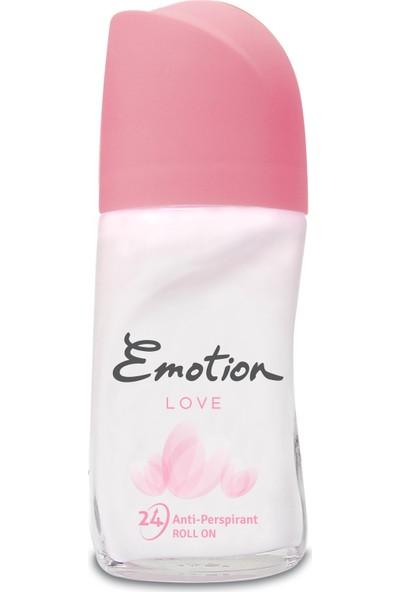 Emotion Love Kadın Roll On 50ml