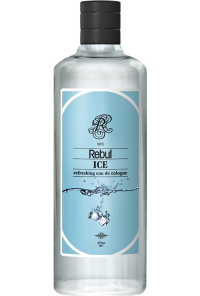 Rebul Ice Kolonya 270 Cc (Cam Şişe)