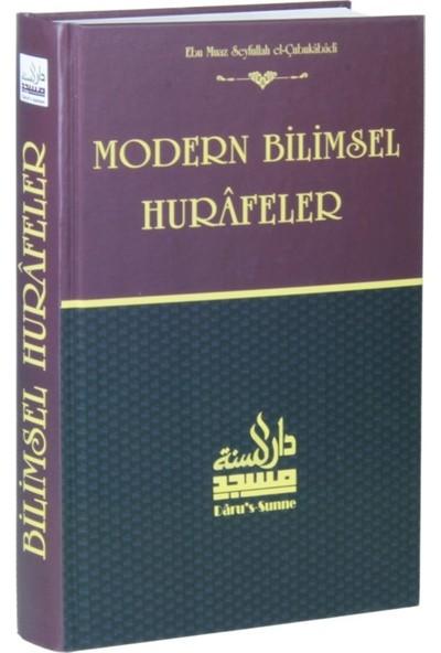 Modern Bilimsel Hurafeler(Ciltli) - Ebu Muaz Seyfullah Elçabukabadi