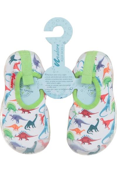 Newborn NBONAQ201 Nbonaq201 Aqua Çocuk Havuz Ve Deniz Ayakkabısı