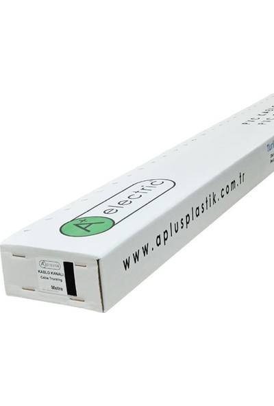 A Plus Elektrik Kablo Kanalı 12x12 Yapışkan Bantlı