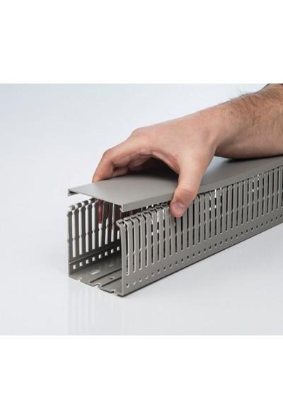 A Plus Elektrik Kablo Kanalı Pano Tipi 60x80 mm