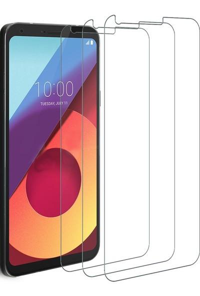 Case 4U LG Q6 Temperli Cam Ekran Koruyucu