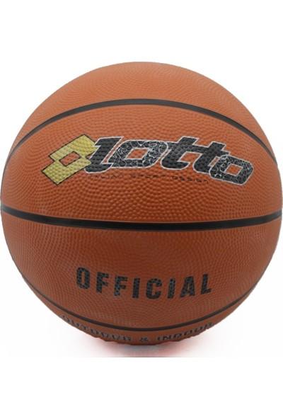 Lotto Ball Step Rub Bb Basketbol Topu EK148 no: 6