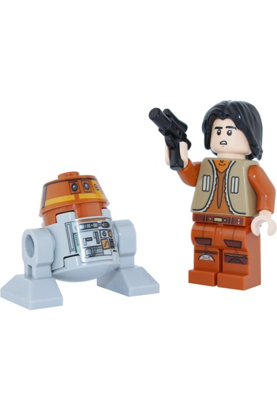 Disney Lego Star Wars: Tam Macera