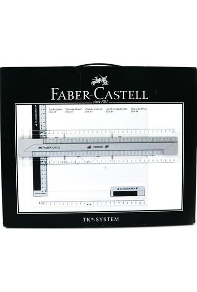Faber-Castell A4 Standart Çizim Cetveli