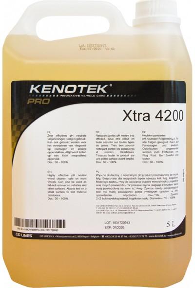 Kenotek Xtra4200 Demir Tozu Sökme Solüsyonu 5 Lt