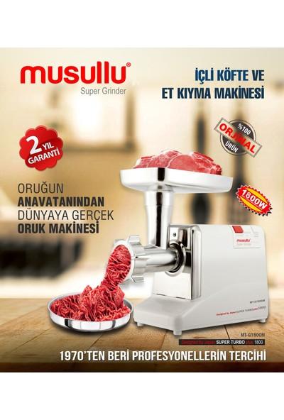 Musullu 1800W Et Kıyma Makinası
