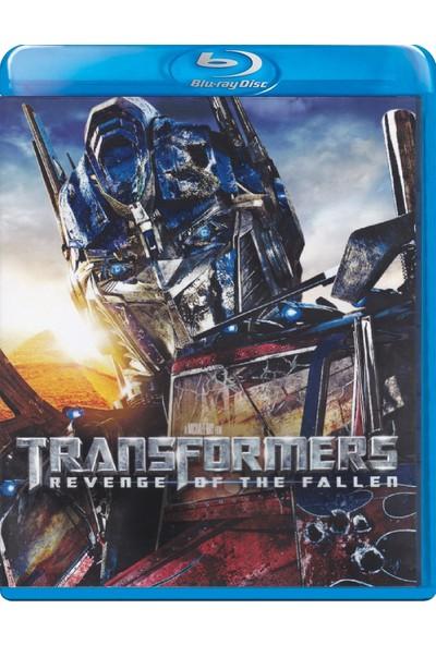 Transformers 2 - Yenilenlerin İntikamı - Revenge Of The Fallen - Blu-Ray Tek Disk