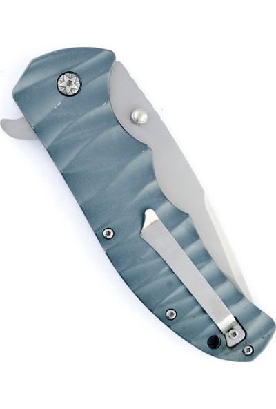 Dpx Gear Sirius Titanyum Gri Katlanır Bıçak