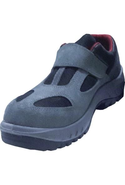 Pars Çelik Burun Çelik Taban Ayakkabı(Süet)