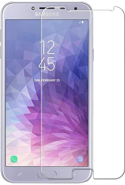 Case 4U Samsung Galaxy J4 Ekran Koruyucu - Nano Cam