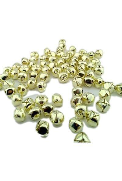 Tahtakale Toptancısı Çıngırak Zil Altın / Gümüş (50 Adet)