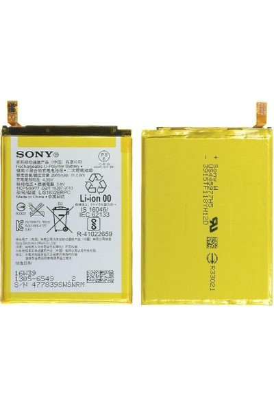 Teleplus Sony Xperia XZ Batarya