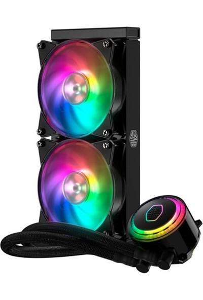 Cooler Master Liquid ML240R RGB LED Fanlı İşlemci Sıvı Soğutma Kiti (Intel&AM4 destekli) (MLX-D24M-A20PC-R1)