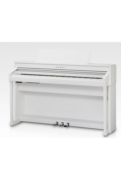 Kawai Ca78W Beyaz Dijital Piyano Tabure Kulaklık