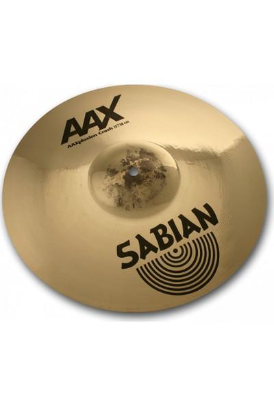 """Sabian 15"""" Aaxplosıon Crash"""