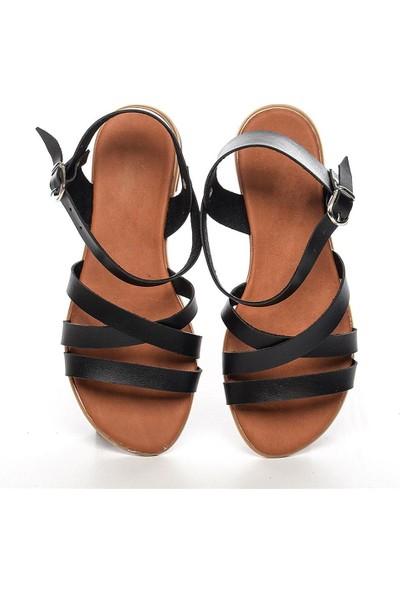 Js Sport JS-2043-3 Kadın Sandalet