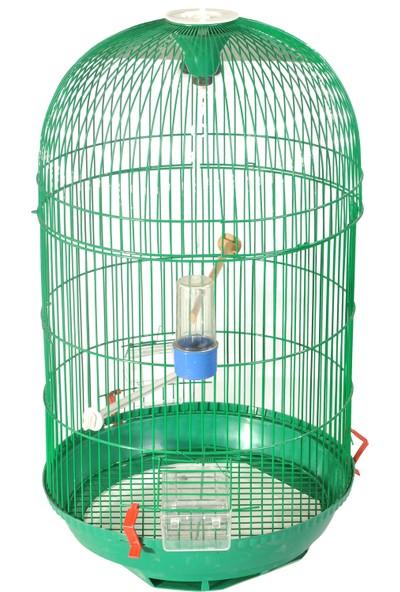 Yopigo Papağan Kafesi Tek Kapılı