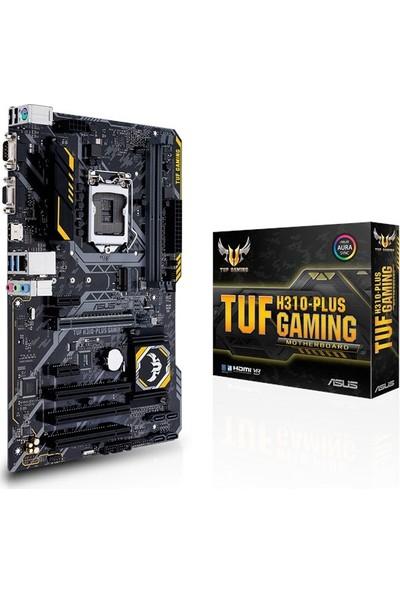 Asus TUF H310-Plus Gaming 2666MHz DDR4 Soket 1151 ATX Anakart