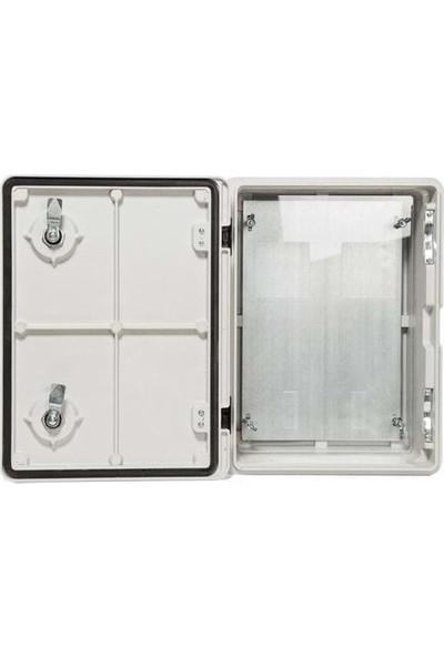 Elektrik Dağıtım Panosu Polyester Pano v2 35x50x17 cm