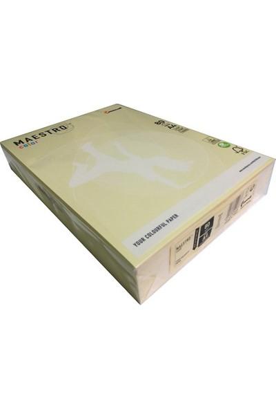 Mondi Sarı Renkli A4 Fotokopi Kağıdı 80 Gr 500 Adet