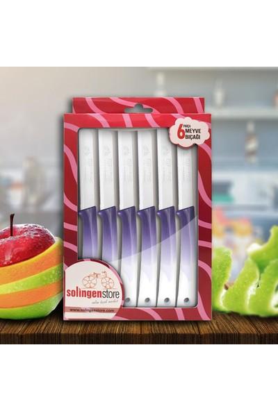 Solingen Meyve Bıçağı Mor
