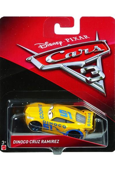 Disney Cars 3 Dinoco Cruz Ramirez Figür Oyuncak Araba