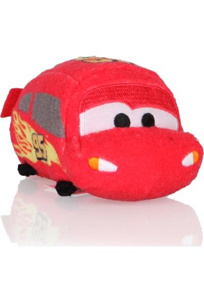 Disney Cars Şimşek Mcqueen Tsum Mini Yumuşak Peluş Oyuncak
