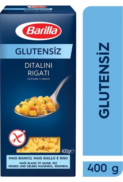 Barilla Glutensiz Boncuk/ Gluten Free Ditalini Rigati Makarna 400 Gr.