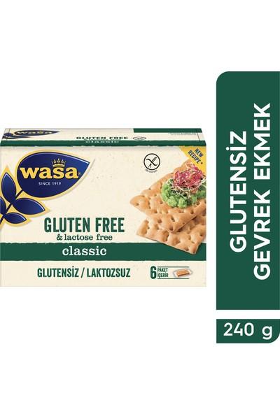 Wasa Glutensiz Gevrek Ekmek / Crispbread Gluten Free