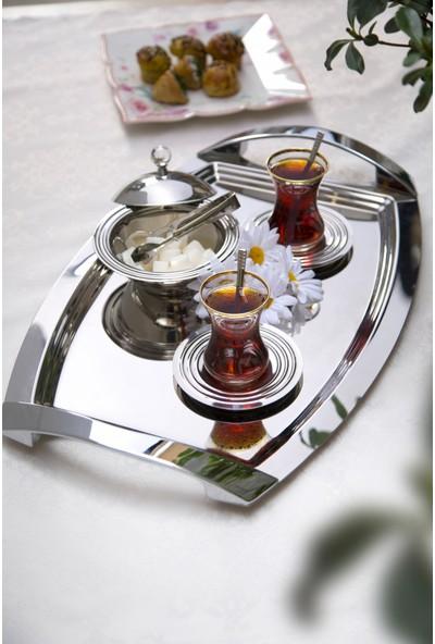Emsan Serra 40 Parça Çay Seti