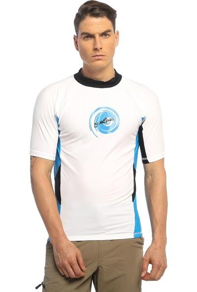 Lycra Sport Unisex Likralı Sörfçü T-Shirt